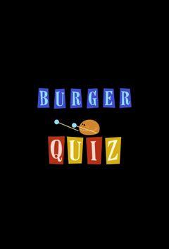 avis sur la s rie burger quiz 2001 le burger de la mort senscritique. Black Bedroom Furniture Sets. Home Design Ideas