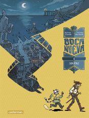 Couverture Soufre - Boca Nueva, tome 1