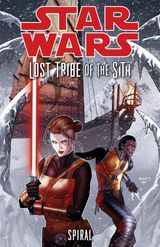 Couverture Star Wars : Lost Tribe of the Sith - Spiral