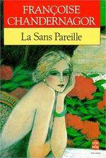 Couverture La Sans Pareille, tome 1