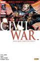 Couverture Pourparlers - Secret Wars : Civil War, tome 1