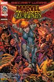 Couverture Voyage au cœur de la misère - Secret Wars : Marvel Zombies, tome 1