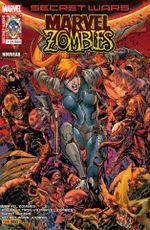 Couverture Voyage au cœur de la misère - Secret Wars : Marvel Zombies, tome 1