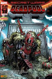 Couverture Le Tournoi des champions - Secret Wars : Deadpool, tome 1