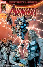 Couverture Les Experts - Secret Wars : Avengers, tome 1