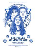 Affiche Les filles au Moyen Âge