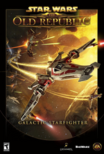 Jaquette Star Wars : The Old Republic - Galactic Starfighter
