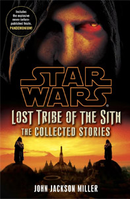Couverture Star Wars : Lost Tribe of the Sith - The Collected Stories