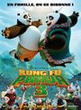 Affiche Kung Fu Panda 3