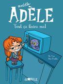 Couverture Tout ça finira mal - Mortelle Adèle, tome 1