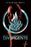 Couverture Divergente, tome 1