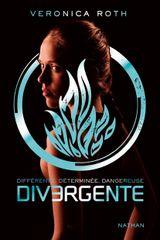 Couverture Divergent, tome 1