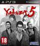 Jaquette Yakuza 5