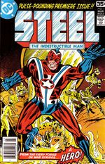 Couverture Steel : Volume 1