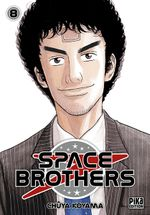 Couverture Space Brothers, tome 8