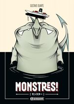 Couverture Monstres !