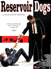 Affiche Reservoir Dogs