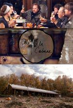 Affiche Un chef à la cabane