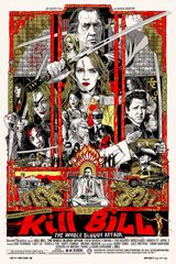 Affiche Kill Bill: The Whole Bloody Affair