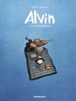 Couverture Le Bal des monstres - Alvin, tome 2
