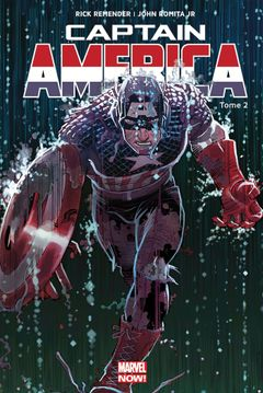Couverture Perdu dans la Dimension Z (2/2) - Captain America (2013), tome 2