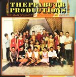 Pochette Theppabutr Productions: The Man Behind the Molam Sound 1972-75