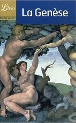 Couverture La Genèse