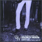 Pochette Double Heads: Legendary Live Yaneura Shibuya, Tokyo 1980-1981 (Live)