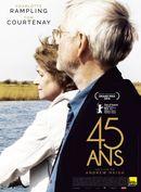 Affiche 45 ans