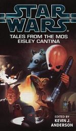 Couverture Tales from the Mos Eisley Cantina