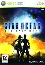 Jaquette Star Ocean : The Last Hope