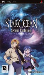 Jaquette Star Ocean : Second Evolution