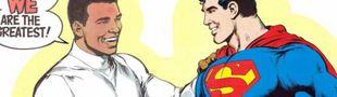 Cover Les crossover  dans la bande dessinée