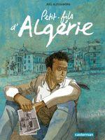 Couverture Petit-fils d'Algérie