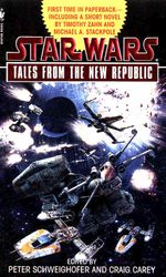 Couverture Tales from the New Republic