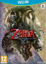 Jaquette The Legend of Zelda : Twilight Princess HD