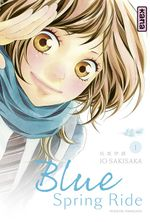 Couverture Blue Spring Ride
