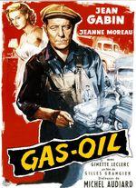 Affiche Gas-oil