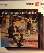 Pochette The Mood Is Latin