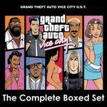 Pochette Grand Theft Auto: Vice City: Official Soundtrack Box Set (OST)