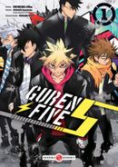 Couverture Guren Five, tome 1