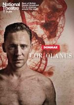 Affiche Coriolanus (National Theatre Live)