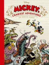 Couverture Mickey's Craziest Adventures - Mickey vu par..., tome 1