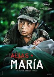 Affiche Alias Maria