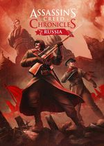 Jaquette Assassin's Creed Chronicles : Russia