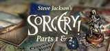 Jaquette Sorcery! Parts 1 and 2