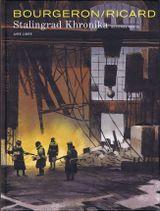 Couverture Stalingrad Khronika, tome 2