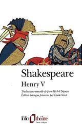 Couverture Henry V