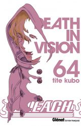 Couverture Death In Vision - Bleach, tome 64