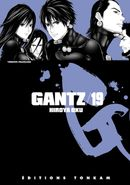 Couverture Gantz, tome 19
